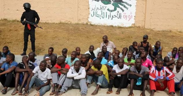 mass evacuation nigerians stranded libya