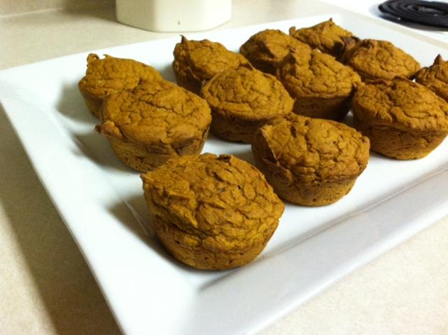 Weight Watchers Pumpkin Devil S Food Muffins