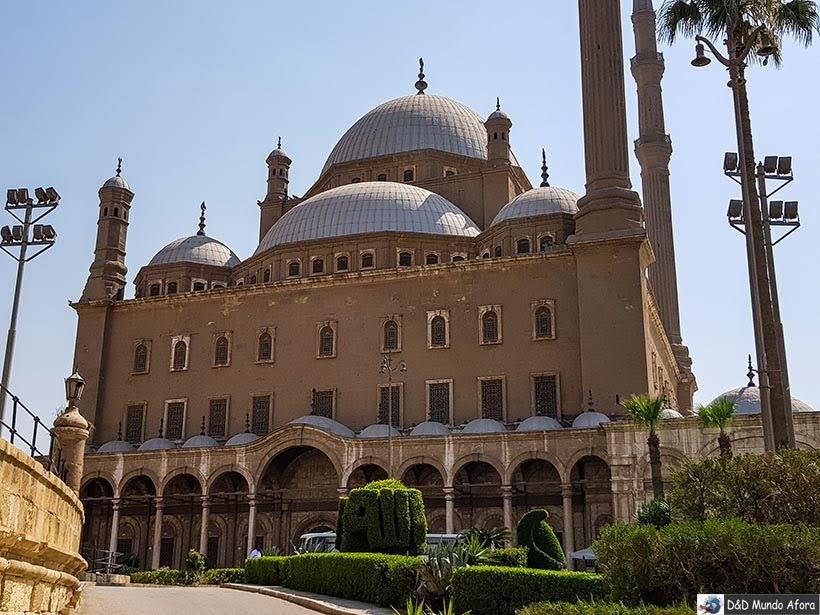 Mesquita de Alabastro na Cidadela de Saladinoe  - Roteiro: 2 dias no Cairo, Egito