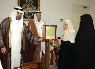 Nenek Penjaga Wahyu Al-Qur'an