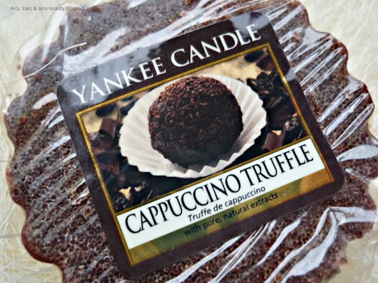 Wosk Yankee Candle Cappuccino Truffle