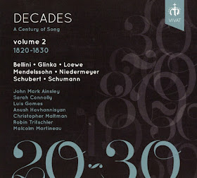 Decades: A Century of Song, volume 2 - 1820-1830 - Vivat
