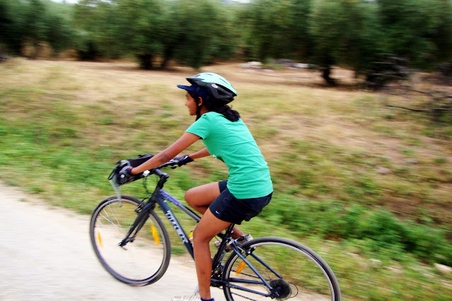 Cycling in Andalucia's Rails to Trails Path