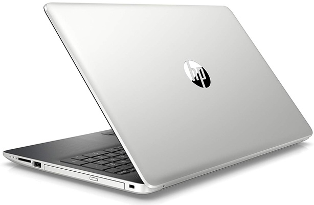 HP Notebook 15-da0039ns: panel HD de 15.6'' + procesador cuádruple Intel Core i5