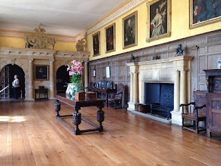 Great Hall Montacute