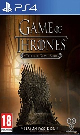 Juego de Tronos Temporada 1 ps4 ml - Game of Thrones Season Pass PS4-PRELUDE