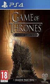 Juego de Tronos Temporada 1 ps4 ml - Game of Thrones Season Pass PS4-PRELUDE