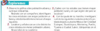 Respuestas Apoyo Primaria Geografía 4to. Grado Bloque III Lección 2 Cuando las ciudades crecen