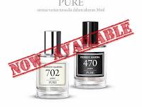 Resmi Hadir di Indonesia, Parfum FM Pure 30 ml dan Parfum Utique 15 ml. Simpel dan Lebih Hemat
