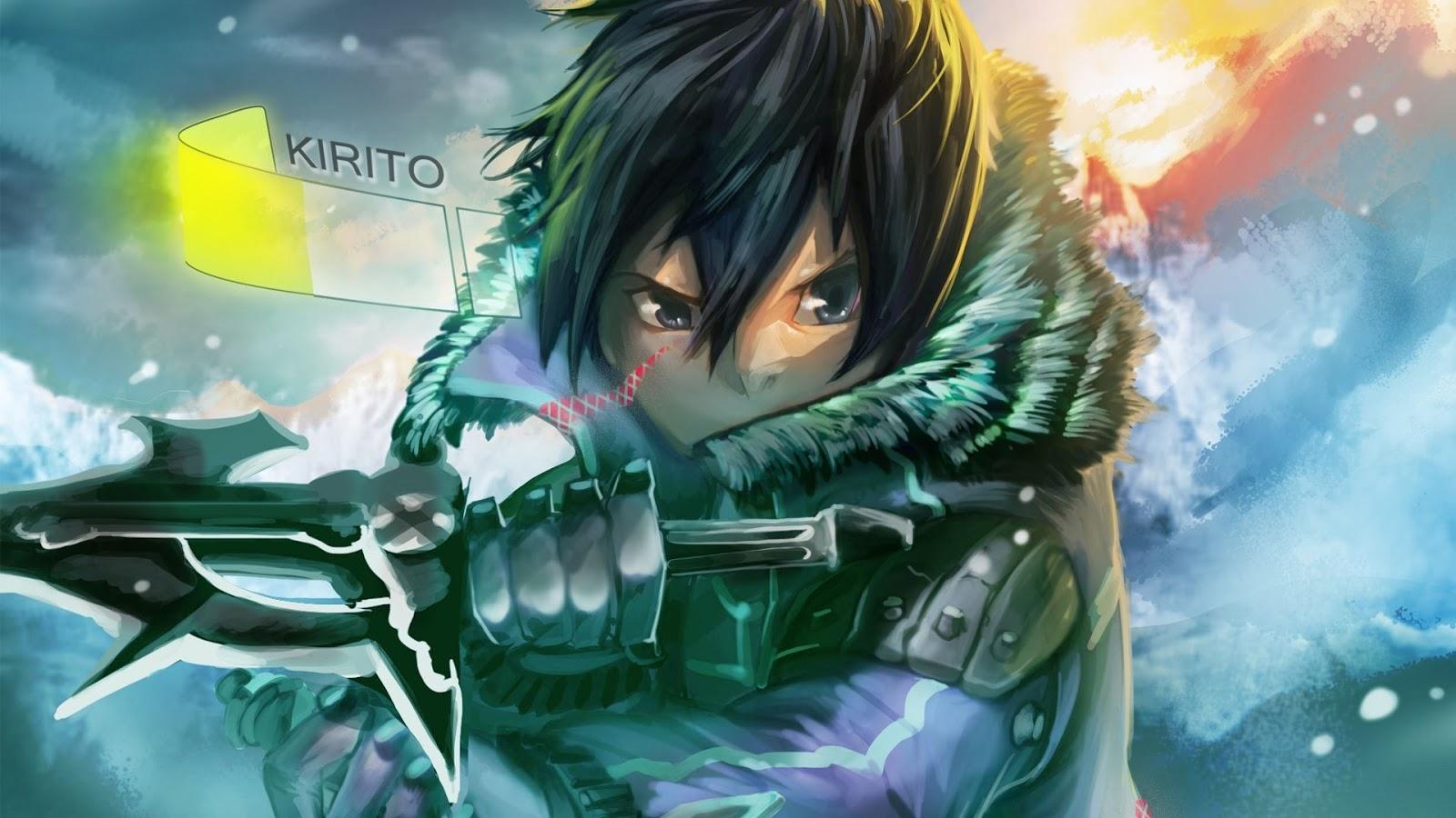 Wallpaper Sword Art Online HD