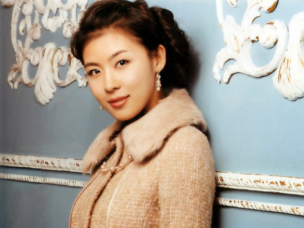Korean celebrities featuring actress ha ji won Part 6