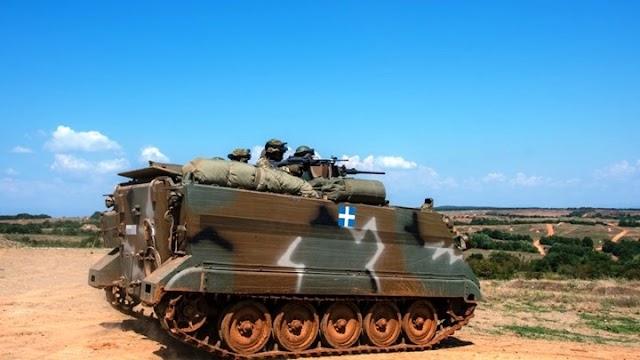 Έρχεται ο αντικαταστάτης για τα «παπάκια» του Στρατού Ξηράς (ΦΩΤΟ)