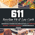611 receitas fitness e low carb (FUNCIONA?)