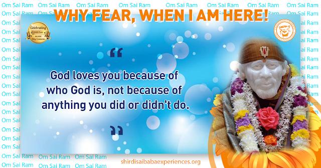 Shirdi Sai Baba Blessings - Experiences Part 2535
