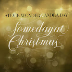 Stevie Wonder & Andra Day - Someday at Christmas - Single Cover