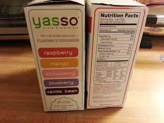 Yasso frozen Greek yogurt bars contest