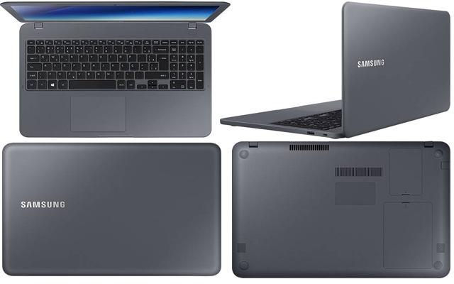 Notebook Samsung Expert X50 2018 especificações configurações ficha técnica