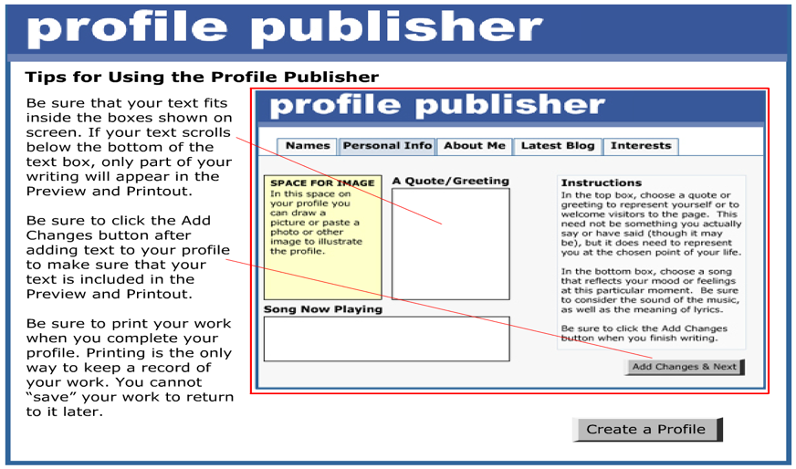 Here is a great tool for students to create fake social media profile publisher is similar to fakebook google docs templates we reviewed last year and which enable students to design fake facebook profiles maxwellsz