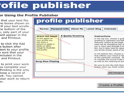 A Good Tool Students Can Use to Mock Up Social Media Profiles