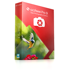تحميل برنامج التعديل على الصور ACDSee Pro 9 2016 برابط مباشر