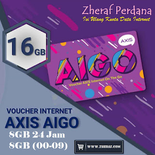 Axis Voucher AIGO 16GB