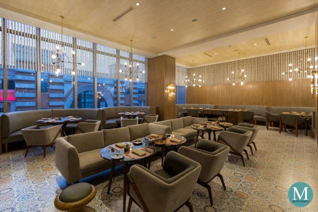 Kusina Sea Kitchens at Hilton Manila