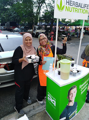 Herbalife Nutrition Mobilizes Its Breakfast Troopers in 185 Locations across Malaysia to Champion Healthy Breakfast