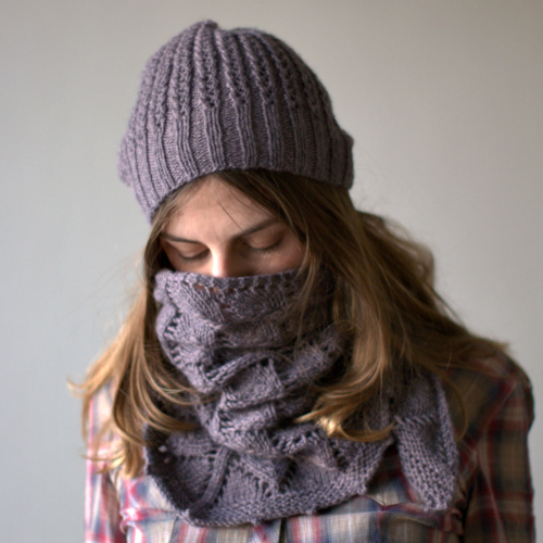 tricoter bonnet aiguille 8