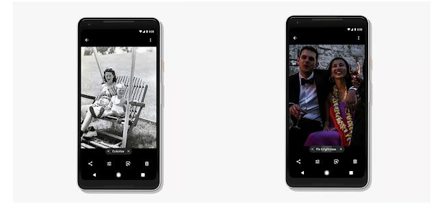 Google Photos Enhancement - Google I/O 2018 Main Highlight