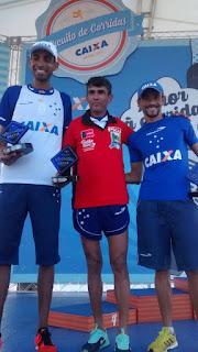 Atleta Marcos Antônio vence quenianos e Picuí é destaque em cenário nacional