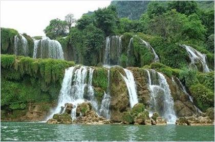 น้ำตกซิลเวอร์ (Silver Waterfall)