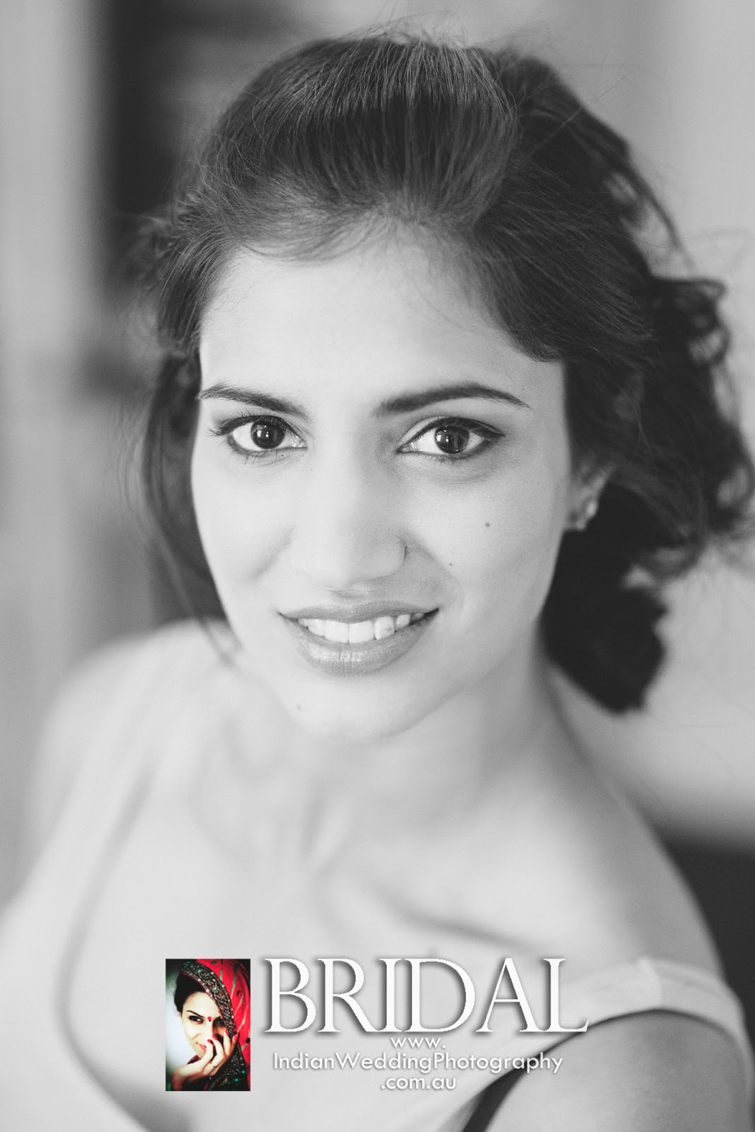 The Canberra Bride - A South Indian Bride\'s Photo-shoot (Bridal)