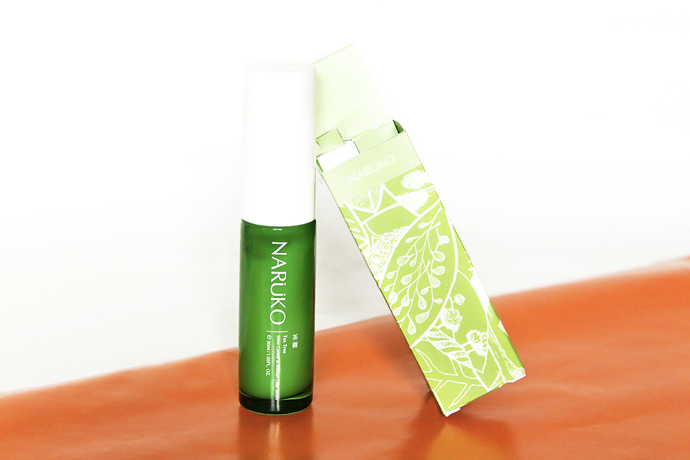 Naruko Tea Tree Shine Control & Blemish Clear Serum review