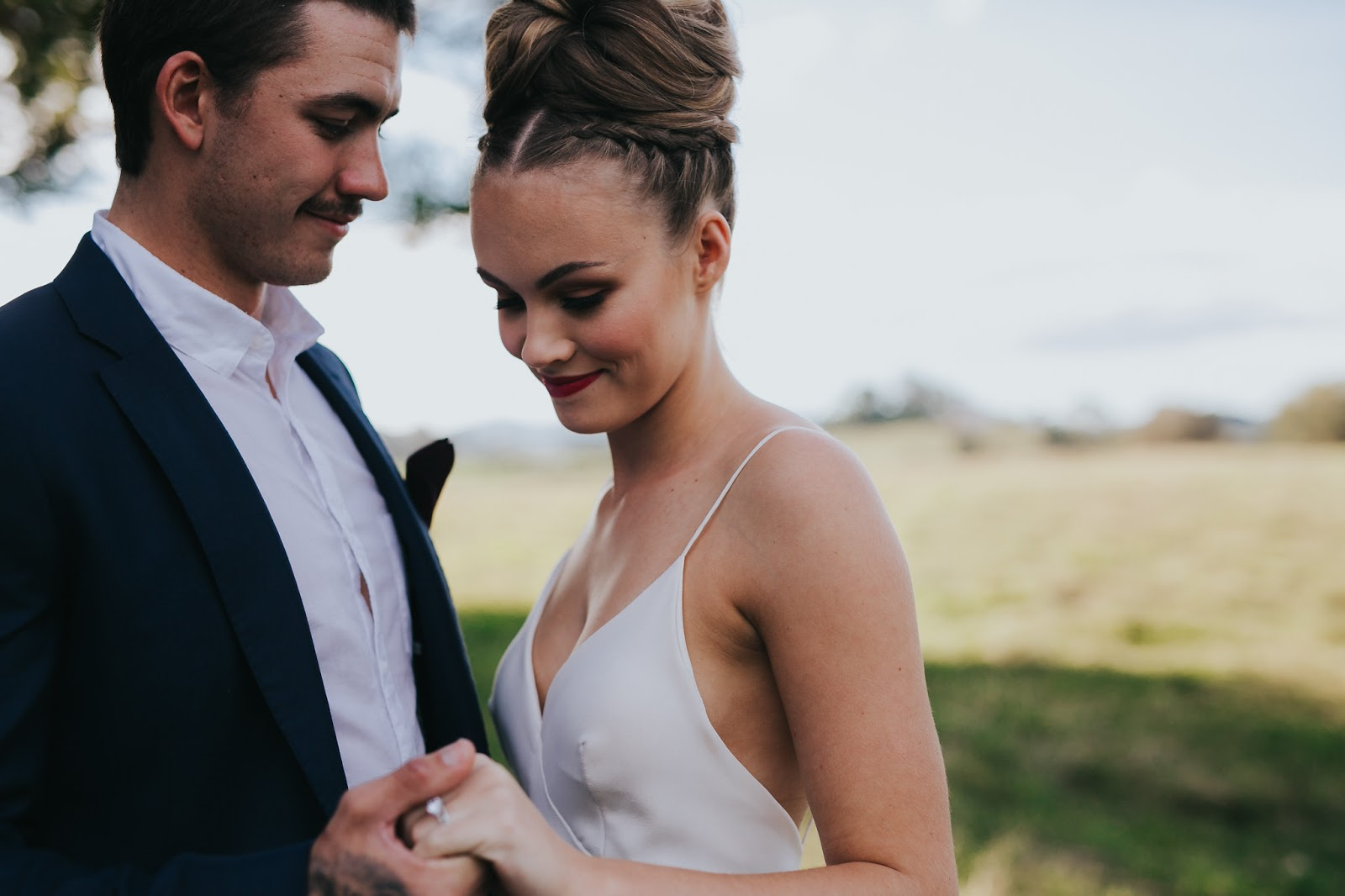 BOHO WEDDING HAIR AND MAKEUP BYRON BAY