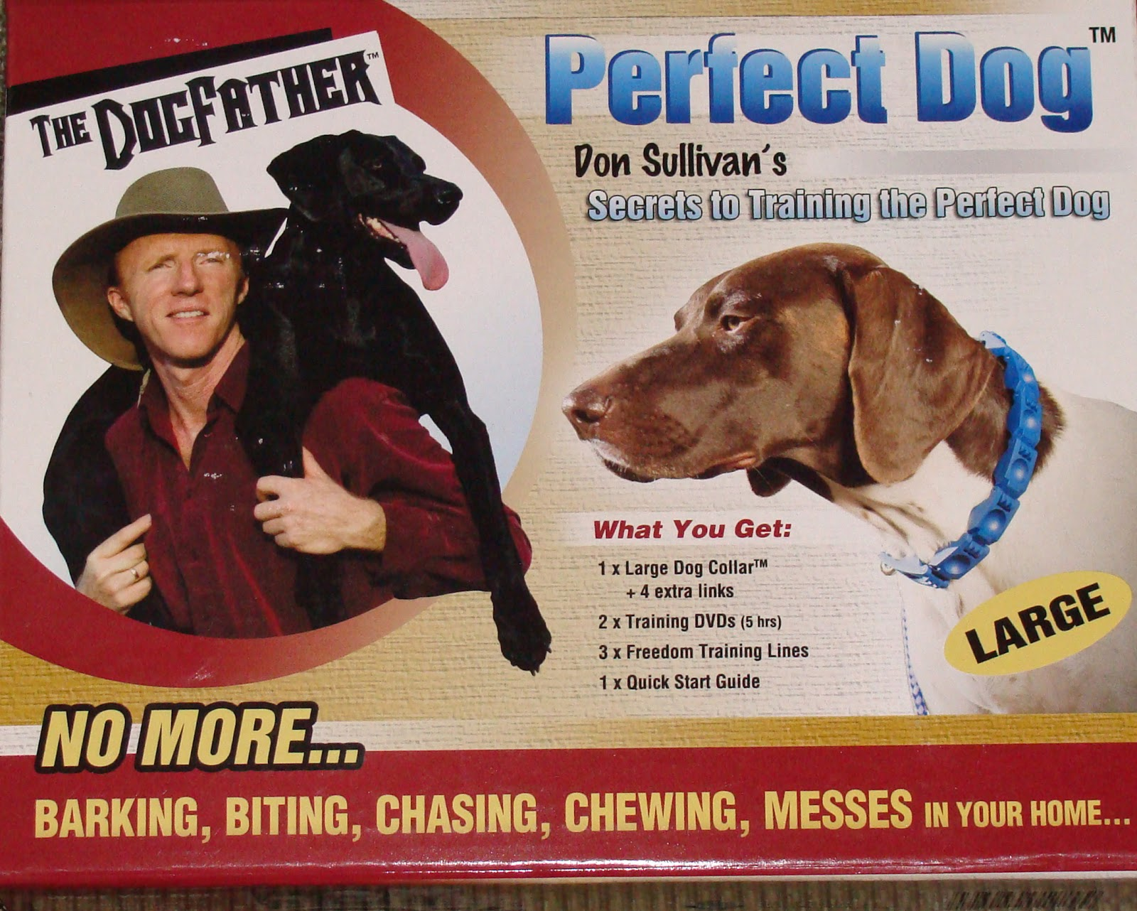 Top Three Secrets to Dog Training Reviewed