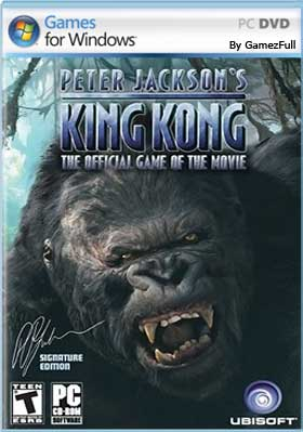 Peter Jacksons King Kong (2005) PC Full Español