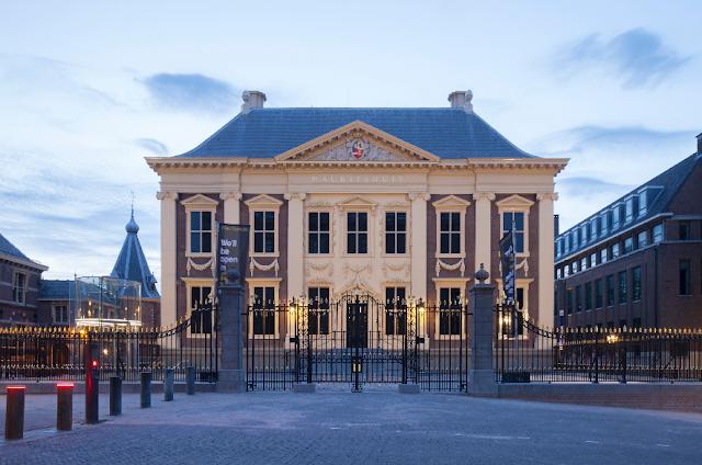 Mauritshuis em Haia na Holanda