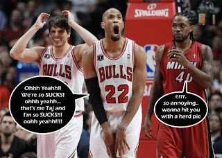 Chicago Bulls 2011 Eastern Conference Finals Nba Funny