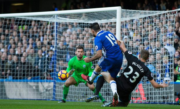 Chelsea vs West Bromwich Albion 1-0 Video Gol & Highlights