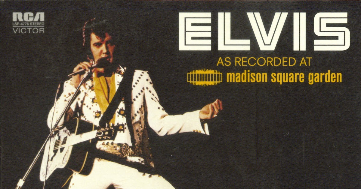 Something for everybody ELVIS AS RECORDED AT MADISON
