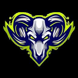 logo kambing kartun