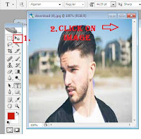 how to print passport size photo in photoshop
