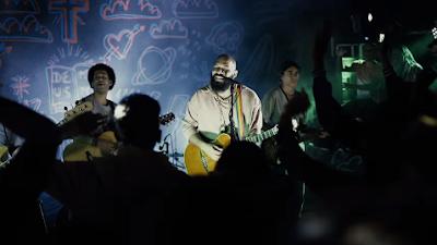 """Salomão do Reggae lança clipe: """"Menina Tatuada"""""""