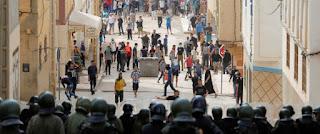 """وزارة العدل المغربية، تحيل ملف """"تعذيب"""" نشطاء حراك الريف إلى القضاء."""