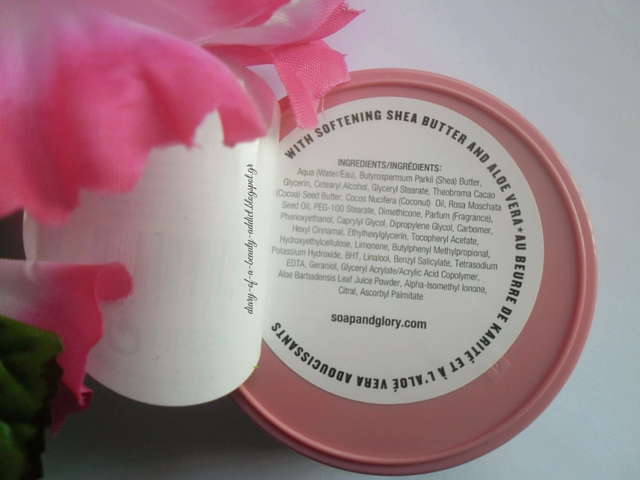 Soap & Glory The Righteous Butter Body Moisturizer