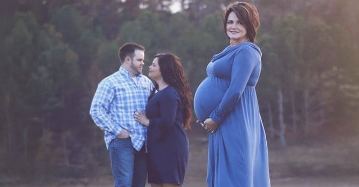 Mom Becomes Pregnant With Son's Baby So That He And Wife Can Start A Family.