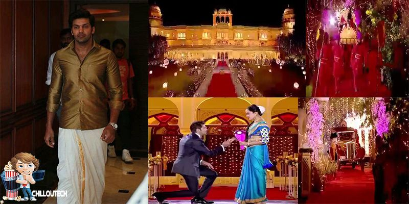 Actor Arya marriage nearly confirming and Color Tamil version support