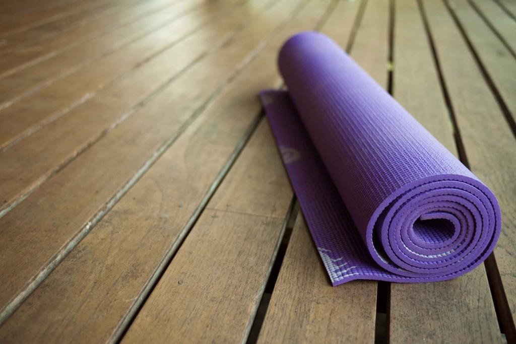 q es yoga mat
