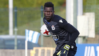 Francis Uzoho gets first team spot at Deportivo after World Cup 2018