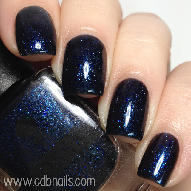Lollipop Posse Lacquer- Licorice Drops and Jelly Roll